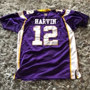 Percy Harvin Rookie Vikings Jersey